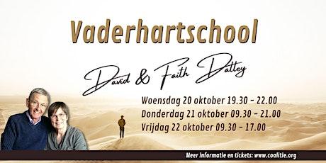 Vaderhartschool - David & Faith Dalley tickets