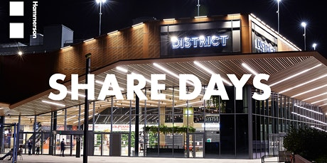 SHARE DAYS by Hammerson France billets