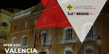 Open Day: Valencia entradas