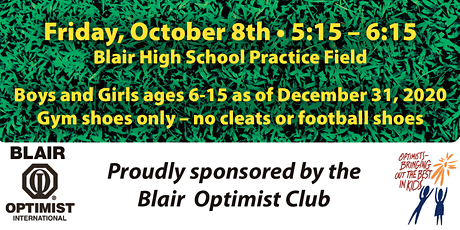 Optimist Club Punt, Pass & Kick Event tickets