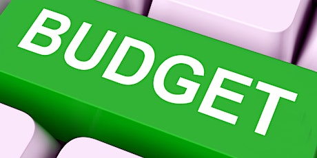 Budgeting and Eliminating Debt tickets
