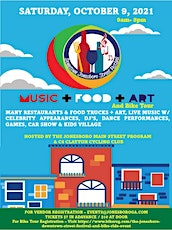 Downtown Street Festival featuring Celebrity Guests! tickets