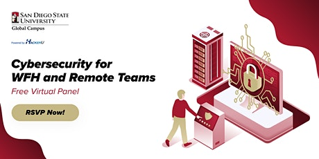 Cybersecurity for WFH and Remote Teams tickets