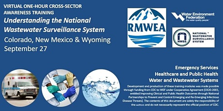 Rocky Mountain Cross-Sector Training for Wastewater and Health tickets