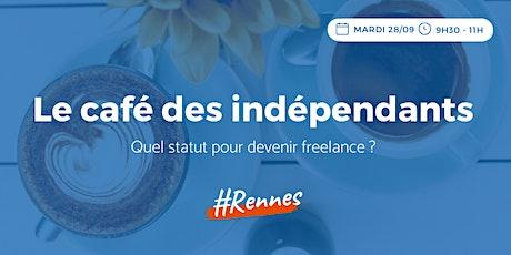 Rennes : café consultant ☕ billets