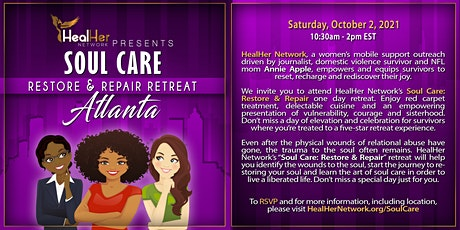 HealHer Network Presents Soul Care: Restore and Repair Retreat tickets