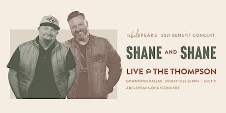 Abel Speaks' 2021 Benefit Concert w/ Shane & Shane tickets