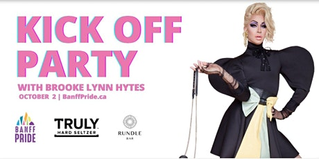Banff Pride: Kick Off Party starring Brooke Lynn Hytes tickets