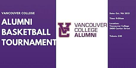 Alumni Basketball Tournament tickets