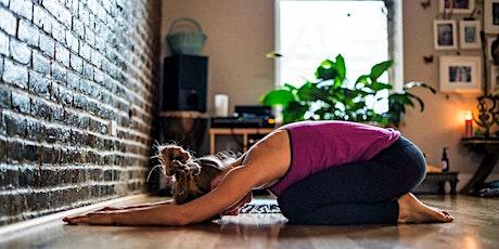 Online Yoga Class entradas