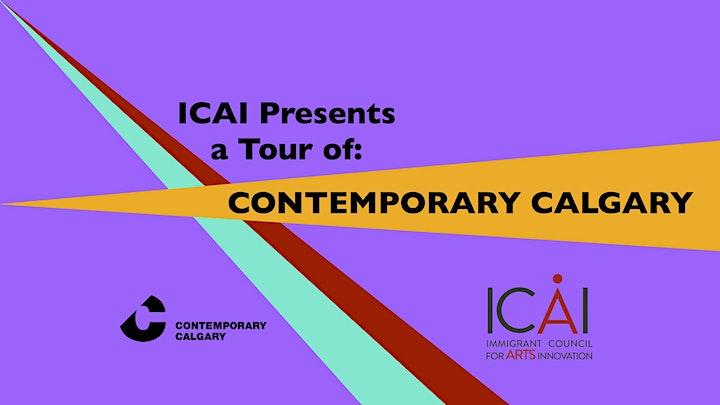 ICAI Tour presents Contemporary Calgary image