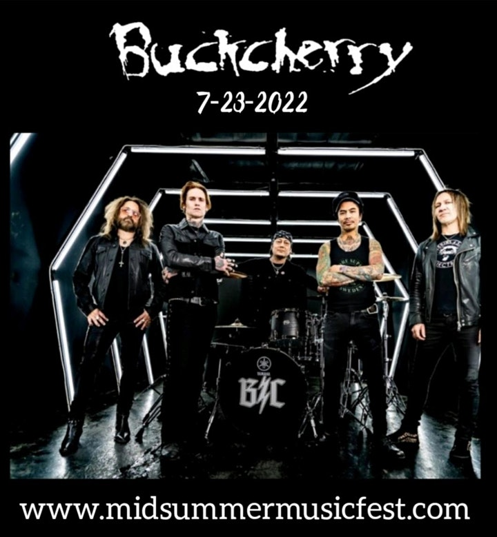 Mid Summer Music Fest 2022 image