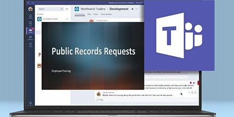 Virtual Session of the Mandatory Training: Public Records Requests tickets