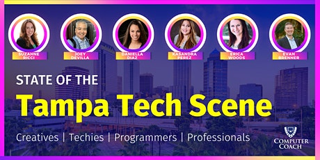State of the Tampa Tech Scene tickets