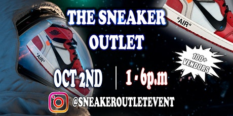 The Sneaker Outlet- Hyde Park- BUY-SELL-TRADE EVENT! tickets