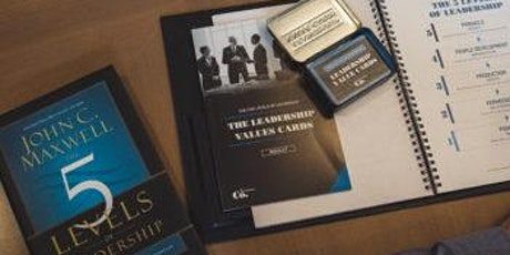 5 Levels of Leadership Workshop (Virtual) October 28, 2021 tickets
