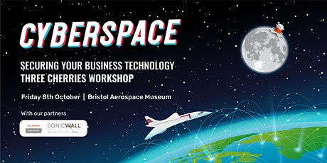 CYBERSPACE Workshop - Securing you Business Technology tickets