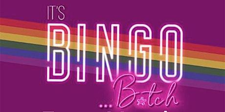 It's Bingo, Bitch:  Drag Bingo tickets
