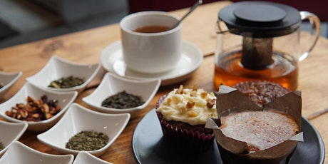 Sage Cafe ---- Tea tasting with cakes tickets