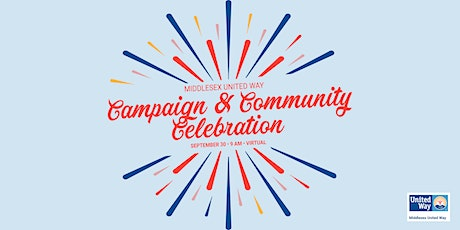 Middlesex United Way Campaign Celebration! tickets
