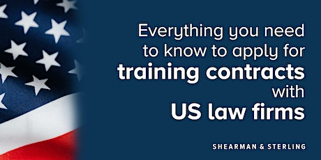 How to apply for training contracts with US firms - Durham & York tickets