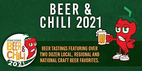 Grand Sierra Beer & Chili 2021 tickets