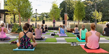 Outdoor Fitness: Get Lively tickets