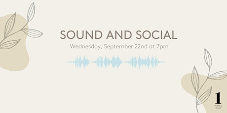 Fall Equinox Sound and Social tickets