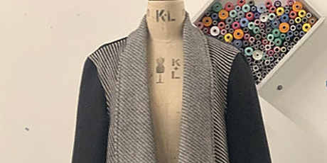 Beginners Sewing: Make a Waterfall Coat! tickets