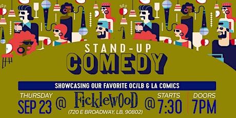 Friendzone Presents a Comedy Show tickets