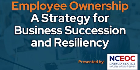 Cabarrus Industrial Lunch & Learn: Employee Ownership Strategies tickets