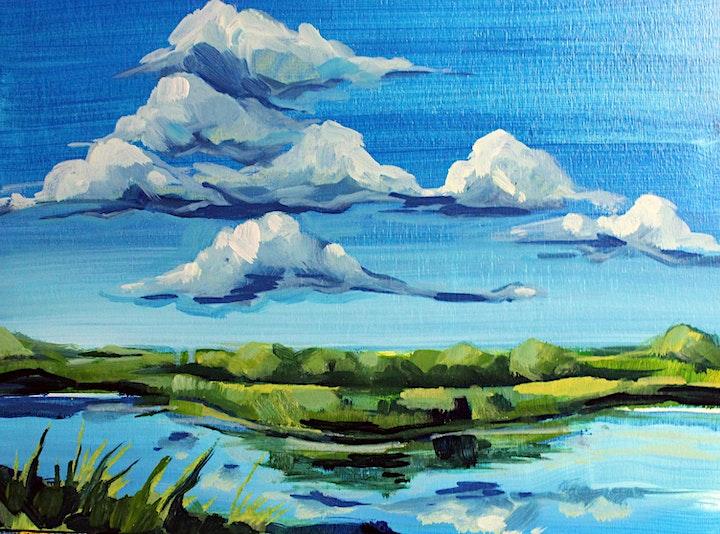 Landscape Painting Workshop image