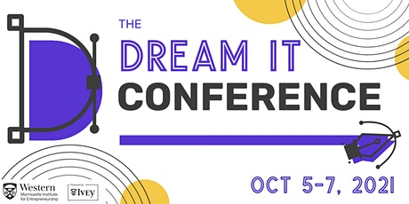 The Dream It Conference tickets