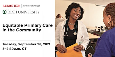 Virtual Summit: Equitable Primary Care in the Community