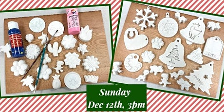 Kids Christmas Ceramic Workshop tickets