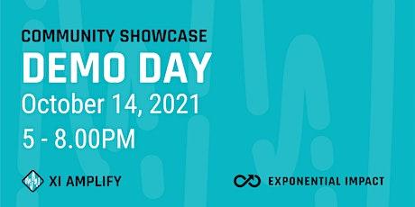Amplify Demo Day: Community Showcase tickets