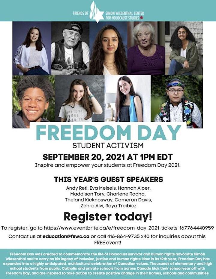 Freedom Day 2021 image