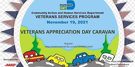 Miami-Dade County Veterans Appreciation Day Caravan tickets