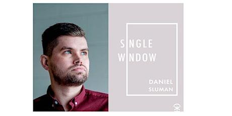 Daniel Sluman's Online Launch of single window tickets