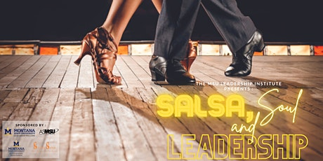 Salsa, Soul, and Leadership tickets