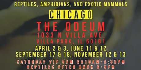 Show Me Reptile & Exotics Show (Chicago, IL) tickets