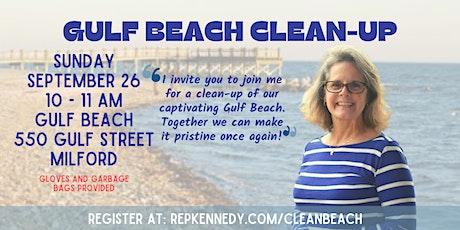 Gulf Beach Clean-up tickets