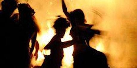 Women's African Dance Class - Bonfire, Refreshments & Charcuteries tickets