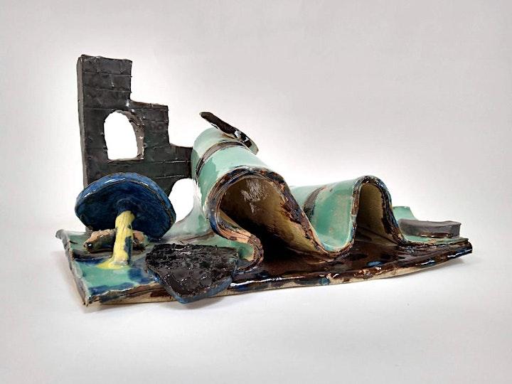 I Am Making Art: Enter the Fougou: Tile Relief Workshop image