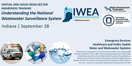 Indiana Cross-Sector Training for Wastewater and Health tickets