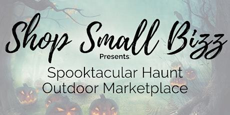 Spooktacular Haunt Outdoor Marketplace tickets