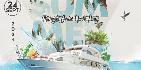 THE END OF SUMMER MIDNIGHT CRUISE YACHT PARTY : JEWEL YACHT : JOHN5CASH tickets