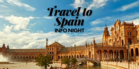 Travel to Spain Info Night tickets