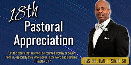 18th Pastoral Appreciation Banquet tickets