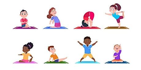 King Farm Community Yoga for Kids tickets